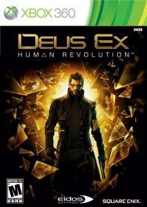 DEUS EX: HUMAN REVOLUTION - XBOX 360 - R$ 6