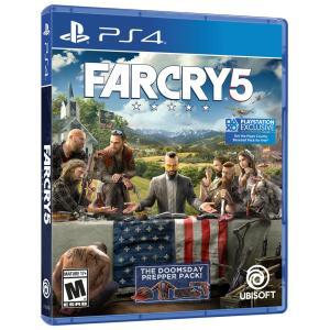 Far Cry 5 Edição Limitada PS4 - R$161,10