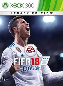 FIFA 2018 Xbox 360 - R$37,25