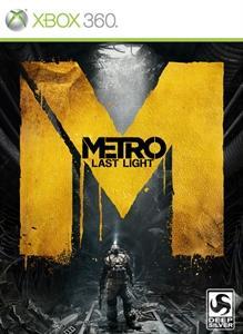 Metro: Last Light Xbox 360 - R$10