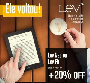 20% OFF em Lev Fit ou Neo