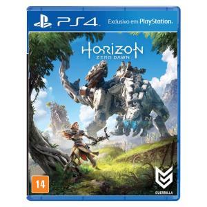 Jogo Horizon Zero Dawn - PS4 - R$61,95