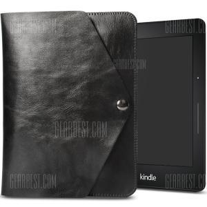 Capa de couro para Kindle 6'' - R$21,16