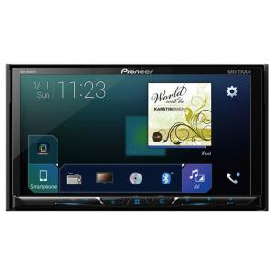 """DVD Player Automotivo Pioneer AVH Z5080TV com TV Digital, Conexão Bluetooth, Tela 7"""" Widescreen, Rádio FM e Entrada USB - R$1044"""