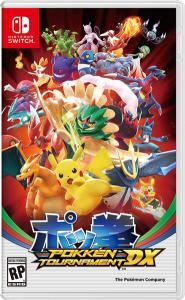 Pokken Tournament Dx - Nintendo Switch r$ 219,91