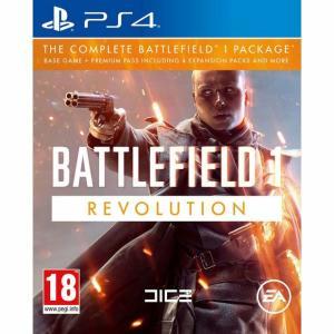 Battlefield 1 Revolution edition (PSN) - R$52