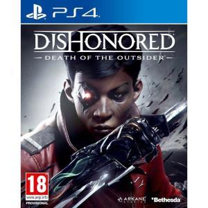 Jogo Dishonored - PS4 por R$ 20