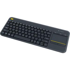 Teclado Wireless Touch Keyboard K400 Plus - Logitech  - R$100