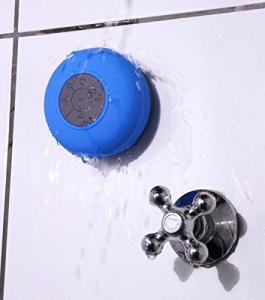 Caixa De Som Bluetooth Portatil a Prova Da Agua Universal preta /azul /amarela /verde /branca /  - R$2,50