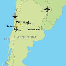 Voos: Buenos Aires + Santiago, a partir de R$1.215, todos os trechos, com taxas incluídas!