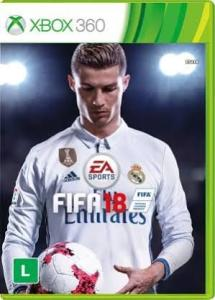 (XBOX 360) FIFA18 - R$37