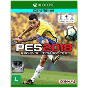 Jogo PES 2018 Pro Evolution Soccer - Xbox One - R$59,90