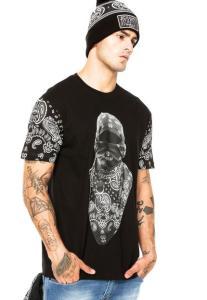 Camiseta Blunt Dark Thug - Preta R$32