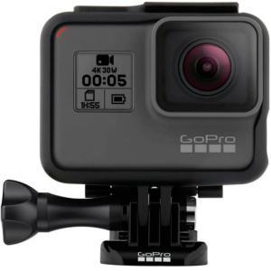 Câmera Digital GoPro Hero 5 Black 12MP com Gravações em 4K à Prova d'água por R$ 1151