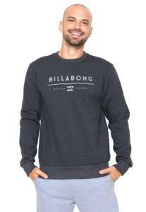 Moletom Flanelado Billabong 14 Original Cinza - R$108