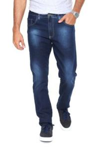 Calça Jeans Polo Wear Skinny Basic Azul - R$60