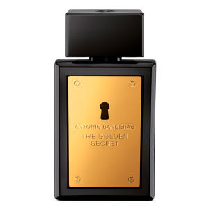 Perfume The Golden Secret Antonio Banderas 200 ml - R$129,90