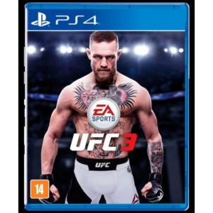 Jogo UFC 3 PS4 EA - R$69