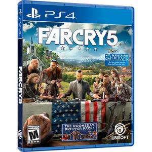 Far Cry 5 - PS4 - R$121,49