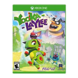 Yooka-Laylee Xbox One - R$49