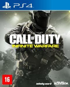 Call Of Duty - Infinite Warfare - PS4 - R$32