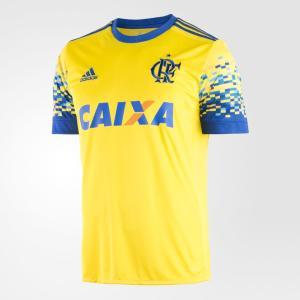 Camisa CR Flamngo III Adidas - R$125