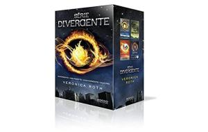Box DivergenteBox set R$59