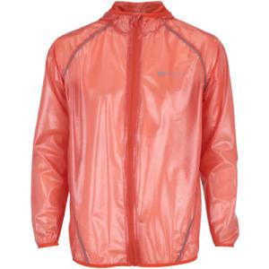 Jaqueta Corta-Vento Impermeável com Capuz Oxer Transparente - Masculina - R$108