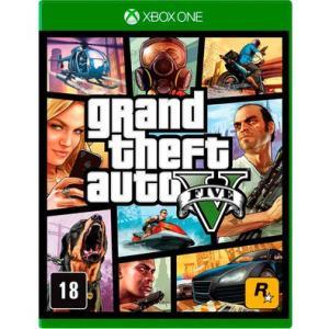 GTA V - Grand Theft Auto V Xbox One