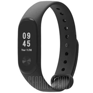 Xiaomi Mi Band 3 Smart Bracelet - BLACK por R$134