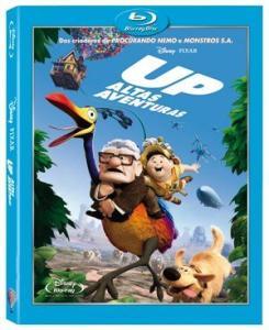Blu-Ray Up - Altas Aventuras - Duplo | R$15