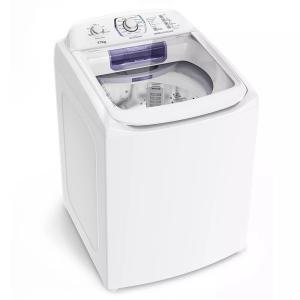 Lavadora Branca com Sistema Impeller e Dispenser Autolimpante 17KG