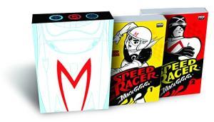 (Book Friday) Speed Racer. Mach Go Go Go Completo - Caixa Exclusiva - R$23