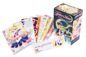 (Book Friday) Sailor Moon - Volume de 1 à 6. Caixa - R$55
