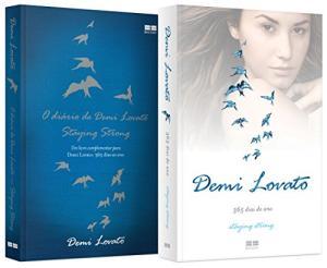 (Book Friday) Kit Demi Lovato - R$16