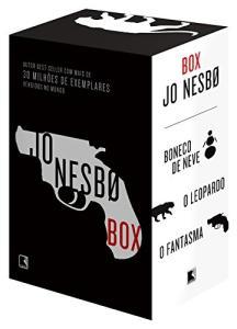 Box Jo Nesbø - R$69,10