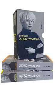 Box Diários de Andy Warhol - R$19,70