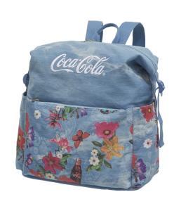 Bolsa Costas Tropical Adulto Azul - Coca Cola R$116