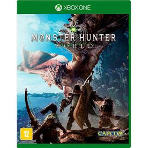 Monster Hunter World - XBOX ONE - R$150,52