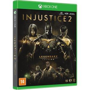 Injustice 2: Legendary Edition (versão completa) - XBOX ONE - R$126,42
