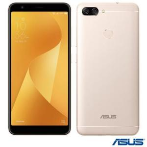 "Smartphone Asus Zenfone Max Plus (M1) Dourado 5,7"" 32 GB e Câmera de 16+8MP - ZB570KL - UXZB570DRD_PRD"