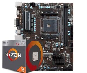 Kit upgrade, AMD Ryzen 5 2400G, MSI A320M PRO-VH PLUS DDR4