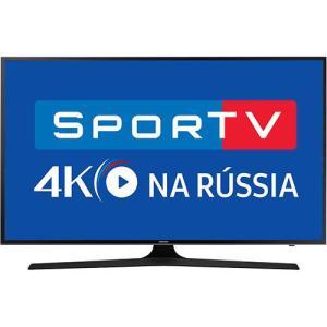 "[Cartão Americanas] Smart TV LED 65"" Ultra HD 4K Samsung 65MU6100 3 HDMI 2 USB Wi-Fi 120Hz"