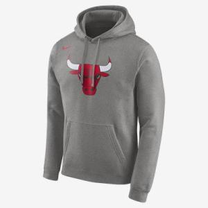 Blusão Nike Chicago Bulls Fleece Club Logo Masculino - R$180