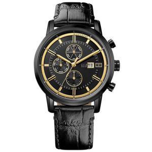 Relógio Tommy Hilfiger Masculino Couro Preto 1791245 - R$600