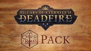 DLC Pillars of Eternity II: Deadfire - Critical Role Pack (Grátis) GOG