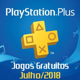 Jogos Gratuitos PS Plus - Julho/2018 (Já Disponíveis)