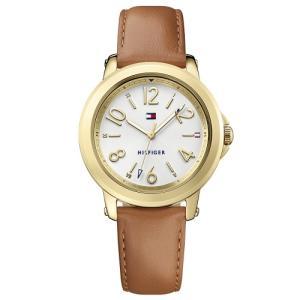 Relógio Tommy Hilfiger Feminino Couro Marrom 1781754 - R$330