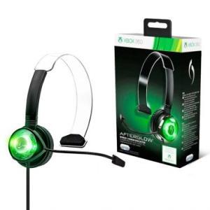 Headset Afterglow Chat Communicator p/ XBOX 360 R$ 25,45 (Visa Checkout)