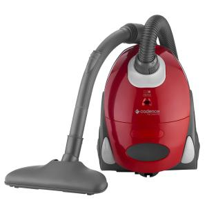 Aspirador de Pó Cadence ASP503 Max Clean 1000W 127V, Vermelho/Cinza - R$99,90